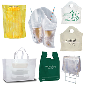 Food Take-Out Bags