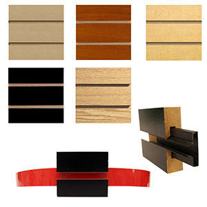 Slatwall Panels & Inserts