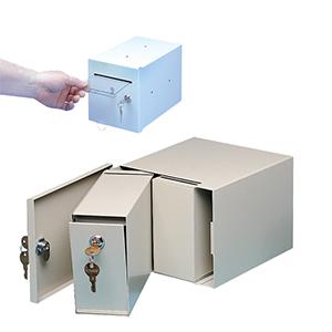 Secure Cash Drop Box