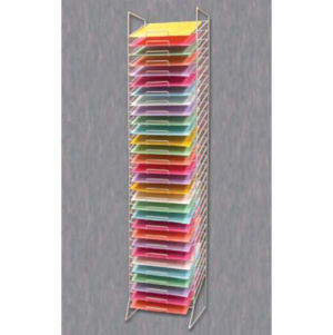 Paper Rack Tower
