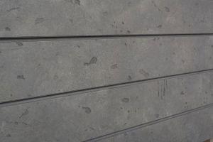 Concrete & Cement Textured Slatwall