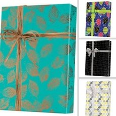 JR Giftwrap shows the variety of designs we have in store.
