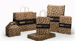 Fierce Fashion Design Packaging