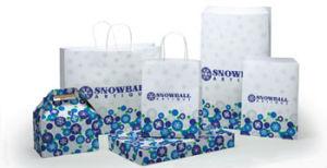 Snowball Design Packaging