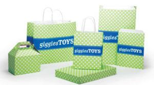 Giggles Design Packaging