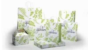 Green Gardens Design Packaging
