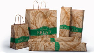 Fresh Bread Design Packaging