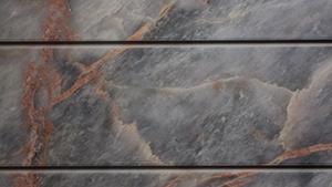 Marble Textured Slatwall