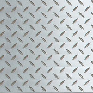 Diamond Plate - 3D Wall Panels