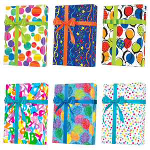 Party & Celebration Gift Wrap
