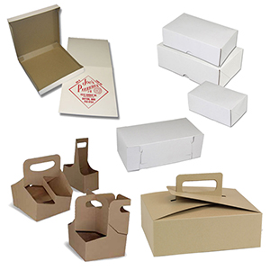 Food Service Boxes