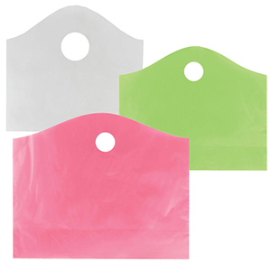 Super Wave Frosted Bags