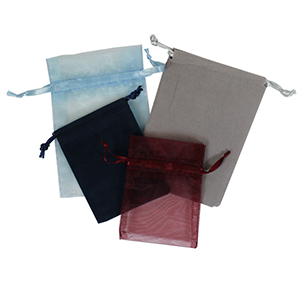 Jewelry Pouches & Bags