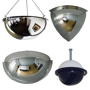 Security Mirrors & Domes