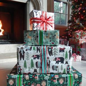Christmas & Holiday Gift Wrap