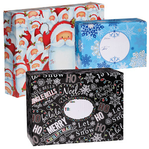 Christmas Shipping Boxes & Mailers for Resale