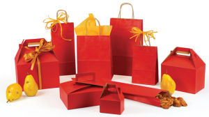 Really Red Collection Bags and Boxes