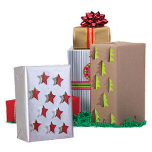 Double Sided & Kraft Giftwrap