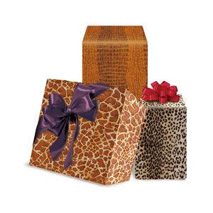 Ethnic; Animal Prints; & Classics Giftwrap