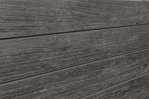 Weathered Wood Textured Slatwall