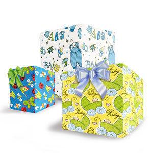 Baby & Juvenile Giftwrap