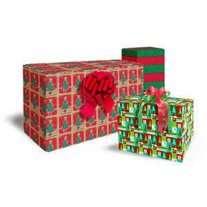 Vantage Christmas Giftwrap