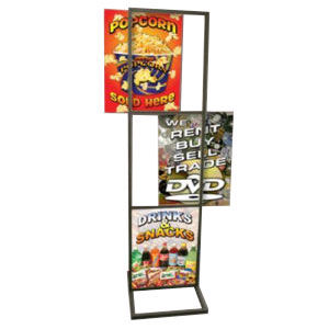 3 Tier Graphics Stand