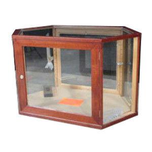 Custom Countertop Case; Cedar Humidor