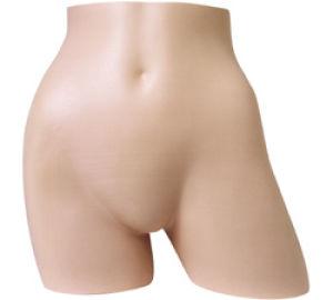 Female Full Round Butt Form