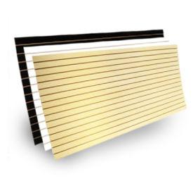 Traditional Slatwall Panels & Inserts