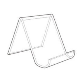 Acrylic Bins; Trays; Easels