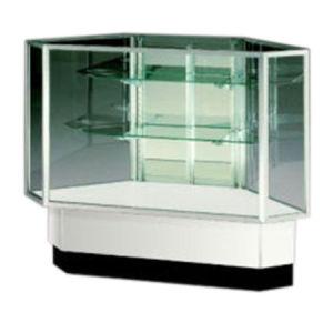Corner Display Cases