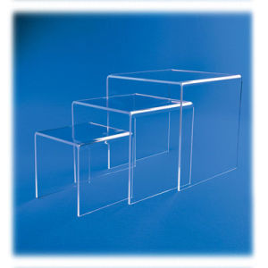 """1 8"""" Acrylic Risers Sets & Individual"""