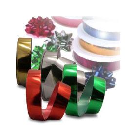 Metallic Bows & Ribbon