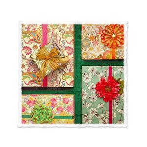 Floral Giftwrap