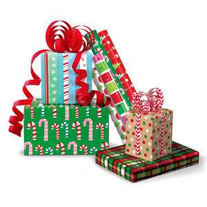 Christmas and Holiday Giftwrap 5