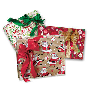 Christmas and Holiday Giftwrap 6