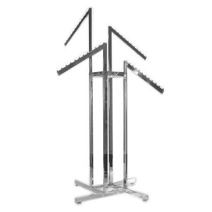 4 Arm Garment Racks