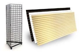Slatwall & Wall Panels