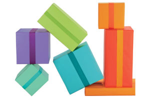 Special Finishes; Solids; Foils; & Specialty Krafts Giftwrap