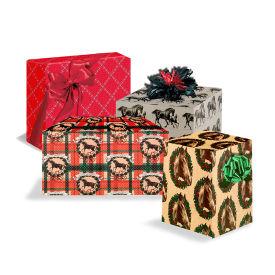 Western Themed GiftWrap