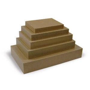 Kraft 2 Piece Pop Up Apparel Boxes