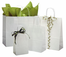 Eco Friendly Recycled Paper Bags