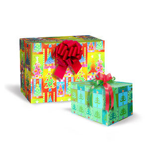 Christmas and Holiday Giftwrap 2