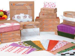 Hi Performance Dry Wax Food Service Tissue Paper