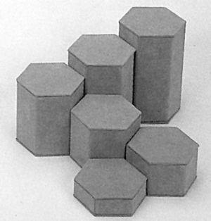 Hexagon Riser Set