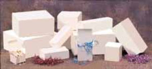 White Folding Gift Boxes