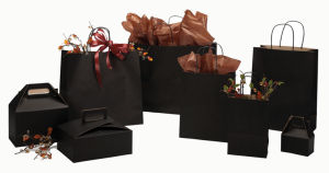 Noir Collection Bags and Boxes