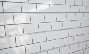 Tile Textured Slatwall