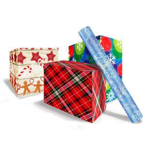 Christmas and Holiday Giftwrap 1